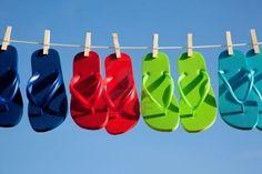 National Flip Flop Day  6/15/2012.  Everyday should be flip flop day!!!!!!