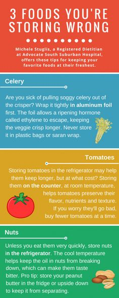 Three foods we guarantee you're storing incorrectly | health enews