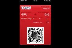 São Paulo – A TAM anunciou o início das operações de embarque com o Passbook, o agregador de cartões de embarque, cupons e ingressos do iOS.