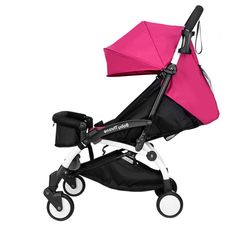 Cheap baby boy stroller, Buy Quality baby kimono dress pattern directly from China baby stroller for triplets Suppliers: Ultra portable folding stroller upgrade section can sit and lie four wheel suspension travel stroller Baby Trolley, Umbrella Stroller, Travel Stroller, Travel Umbrella, Travel System, Baby Carriage, Baby Safety, Baby Gear, Baby Car Seats