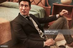 Daniel Henney of CBS's 'Criminal Minds' poses for a portrait during the 2017 Summer Television Critics Association Press Tour at The Beverly Hilton. Daniel Henney, Beverly Hilton, The Beverly, Press Tour, Asian Hotties, Criminal Minds, Actor Model, 2017 Summer, Avatar