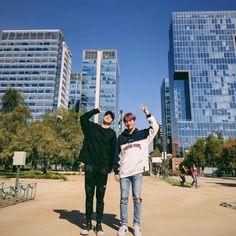 Uri wanna one Romantic Boyfriend, Boyfriend Photos, Ong Seongwoo, Kim Jaehwan, Ha Sungwoon, Lee Daehwi, Fans Cafe, Together Forever, Kpop