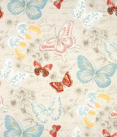 Shop Covington Papillon Meadow Fabric at onlinefabricstore.net for $12.95/ Yard. Best Price & Service.