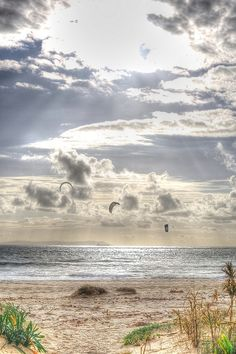Tarifa, Playa de los Lances, Spain, Andalucia, Cadiz