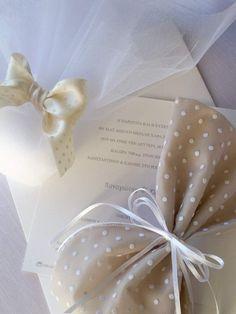 Προσκλητήρια γάμου – Μπομπονιέρες γάμου   Wishanddesire