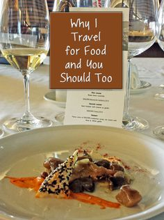 Learn how food can positively impact your travels and leave you with more lasting memories from your trip.