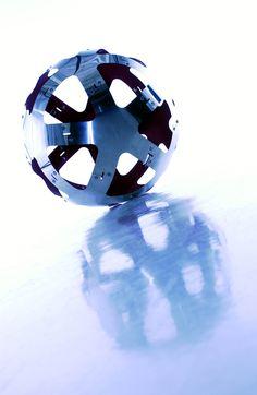 Spaceball - Arkkitehtuuritoimisto Valvomo OyArkkitehtuuritoimisto Valvomo Oy Mirror Image, Steel, Pattern, Design, Patterns, Model, Iron