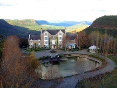 Gramado-RS Brasil - Hotel Saint Andrews é o único de seis estrelas do país