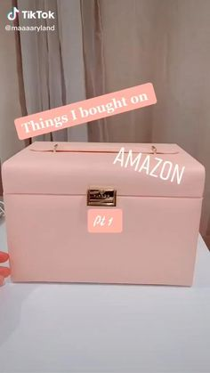 Room Organization, Jewelry Organization, Best Amazon Buys, Amazon Products, Cool Gadgets To Buy, Cute Room Decor, Cool Inventions, Room Ideas Bedroom, Useful Life Hacks