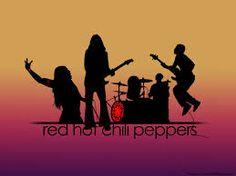 Resultado de imagem para logotipo red hot chili peppers