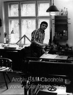 Václav Chochola - Vladimír Suchánek