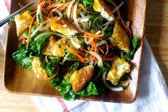 Smitten Kitchen: fried egg salad