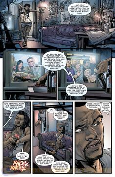 Preview: Evil Empire #1, Page 9 of 9 - Comic Book Resources