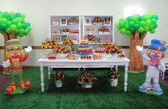 Decoração para Festa Infantil Patati Patata