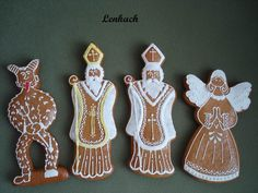 ...další pokus... , vánoce, perníky | perniky.artmama.cz Christmas Images, Holiday Cookies, Gingerbread Cookies, Cook, Random Stuff, Backen, Ginger Cookies, Christmas Printables, Xmas Pictures