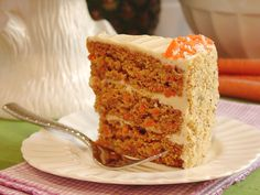 Paleo Carrot Cake with Cashew-Coconut Buttercream 5