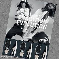 #Puma #Suede #Shoes #Rihanna #fashion #DenimLounge footwear for #UrbanSlackers Online shop, located in Zigomalli 1, Ioannina Greece. Shipping to Europe. Authorised retailer of Puma shoes in Greece.