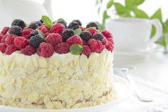 Una torta di compleanno scenografica ma facile da preparare!