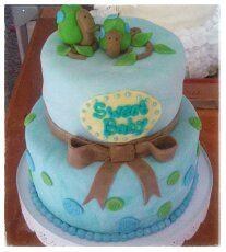 turtle baby shower