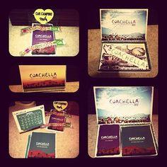 Coachella 2012 ticket box