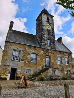 Town House in Culross - Fife, Scotland
