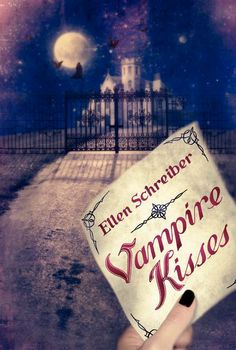Vampire Kisses - Ellen Schreiber (series) check em peeps these books are fun and creative makes me feel like she wrote me into a book lol