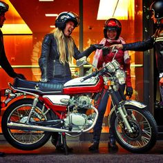 SYM Wolf Classic Cafe Racer Motorcycle in San Francisco | Bay Area | California | #sfmoto