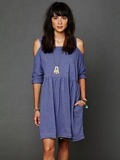 Who's That Girl Dress in knit-jersey