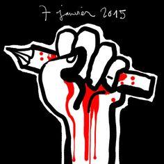 Charlie Hebdo: um dia triste para a mídia mundial. Mas o buraco é muito mais profundo