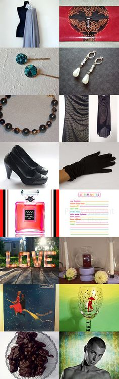 READY FOR DATE NIGHT by Toni Margerum on Etsy--Pinned with TreasuryPin.com