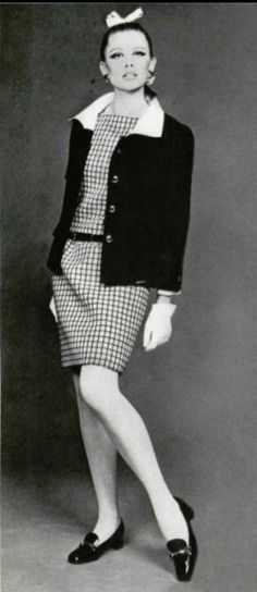 1967 Maggy Rouff