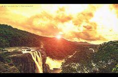 Athirapally Water falls, Kerala, India
