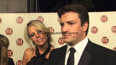INTERVIEW: Nathan Fillion on being a presenter at tonight...