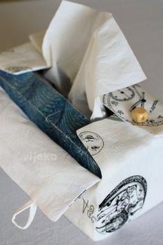 Funda para caja de pañuelos