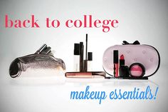 12 Back-to-College Makeup Essentials; I am making an essential makeup list for back to college Right Now! <3