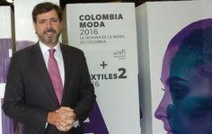 Carlos Eduardo Botero Hoyos, presidente de Inexmoda.//Columnavip.com