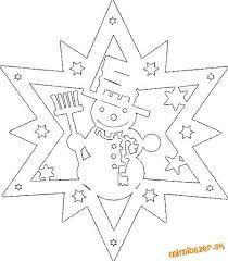 Výsledok vyhľadávania obrázkov pre dopyt sablony na vianocne ozdoby