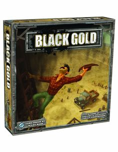Great board game deals on EverythingBoardGames.com like Black Gold - 45% off!