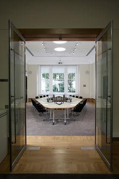 The Rolls-Royce Room - Prince Philip House Listed Building, Prince Philip, Rolls Royce, Contemporary Design, Restoration, Rooms, Interior, House, Furniture