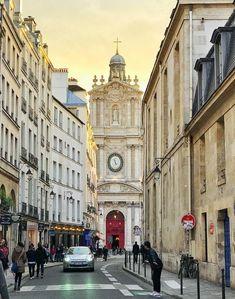 Le Marais París Francia.