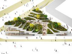 Image result for urban platforms architecture