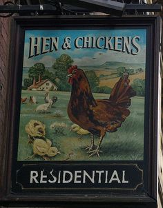 Hen and Chickens, Sheffield