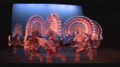 Ballet Folklorico de Mexico de Amalia Hernandez, via YouTube.  I saw them when they danced in Davis,Just Beautiful!