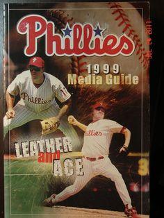 Philadelphia Phillies 1999 Media Guide
