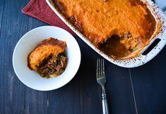 Sweet Potato Shepherd's Pie-Slimmed Down Recipe