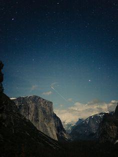 Mountain Magic Hour
