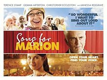 Vanessa Redgrave, Terence Stamp and Gemma Arterton in Song for Marion © The Weinstein Company 2012 Sing For You, Sing Out, 2012 Movie, I Movie, Internet Movies, Movies Online, Seven Pounds, Terence Stamp, Vanessa Redgrave