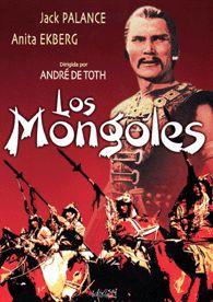 Los mongoles (1961) Italia. Dir: André de Toth. Acción. Aventuras. S. XIII - DVD CINE 517