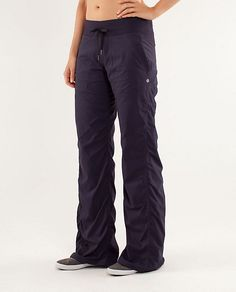 Lululemon Studio Pant - I wish I could wear these pants everyday! These are the best comfy pants ever!