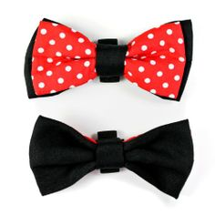 Pet Bow Tie (by Suck UK) - http://www.thepuppy.org/pet-bow-tie-by-suck-uk/